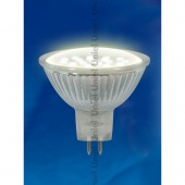 Лампа UNIEL LED MR-16 2,4W GU5,3 4000K 170Lm 12V